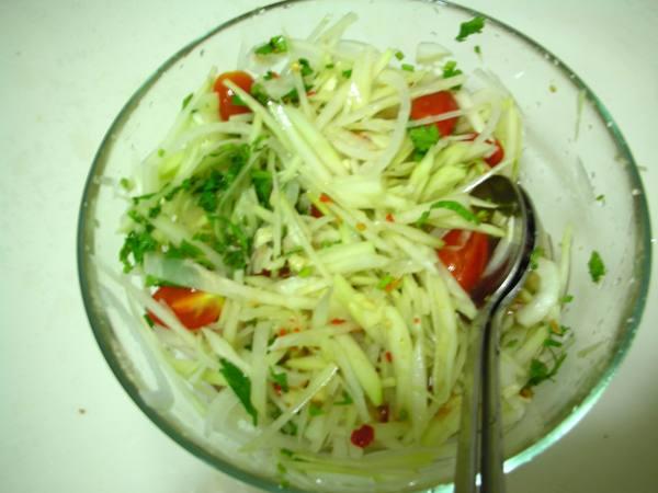 青木瓜沙拉之6 成品1.JPG
