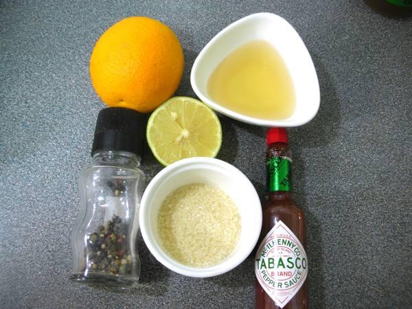 德州炭烤肋排醬汁之1 材料.JPG