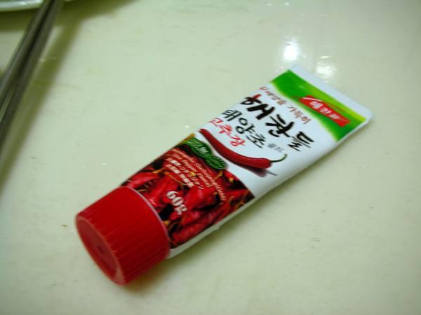 偽韓式烤肉之3 韓式辣椒醬.JPG