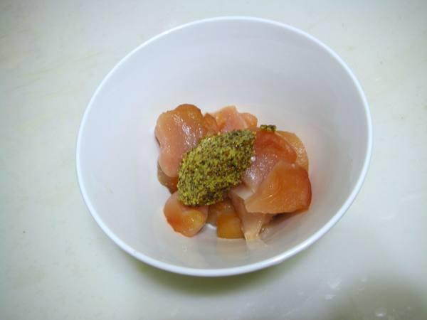 甜菜根炒芥末雞肉之2.JPG