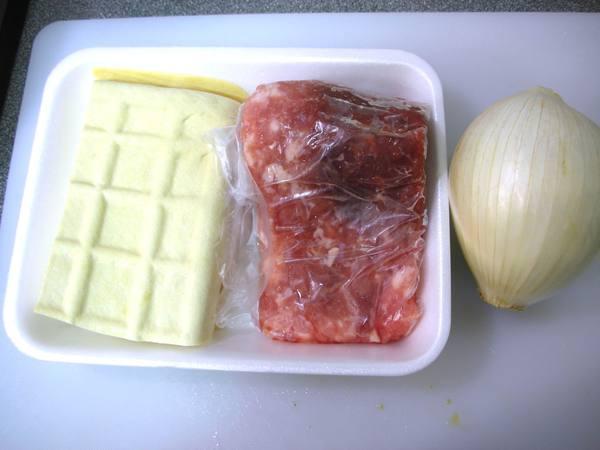 豆腐漢堡之1 材料.JPG