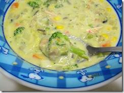 暖暖蔬菜湯9