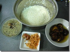簡單雜煮飯1