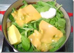 醬油味起司鍋6