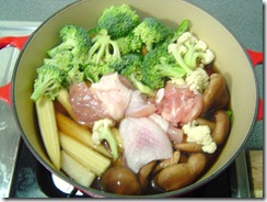 醬油味起司鍋5