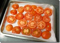 油漬烤番茄1