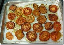 油漬烤番茄2