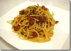 油漬番茄麵2