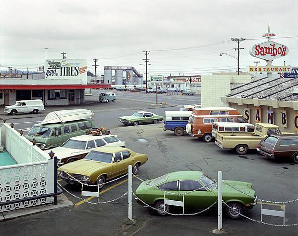 Stephen-Shore-Fifth-and-Broadway-Eureka-California-September-2-1974-