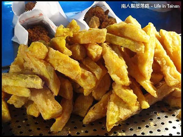 粉機車香雞排-甘梅薯條(小份30元).jpg