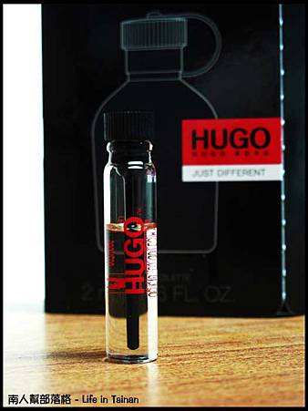 愛麗絲精緻香水買的HUGO香01.jpg