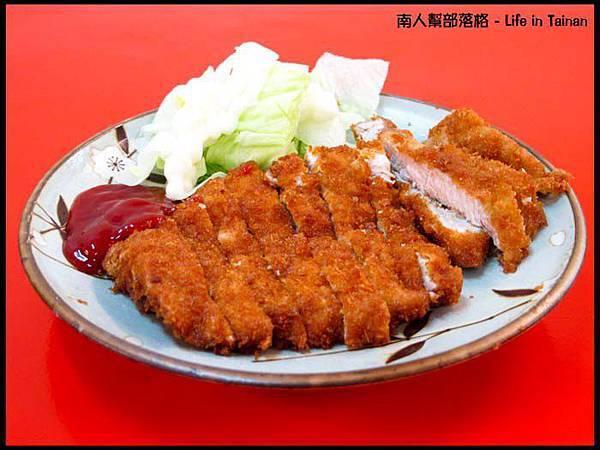 金吉園料理屋-日式炸豬排(80元).jpg