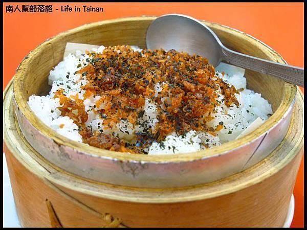 金吉園料理屋-鮭魚蒸飯(60元).jpg