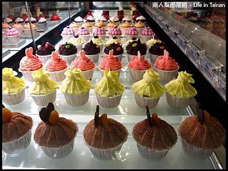 sweet emily法式甜品-杯子蛋糕