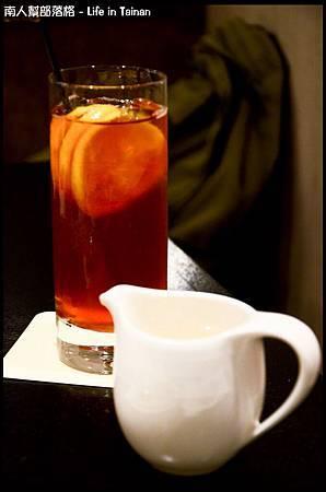 渢竹自助餐-凍檸茶