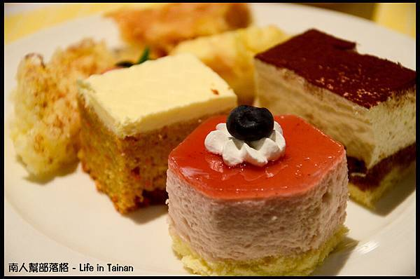 渢竹自助餐-蛋糕.甜品