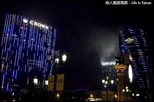 Hard Rock Hotel和新濠天地-01