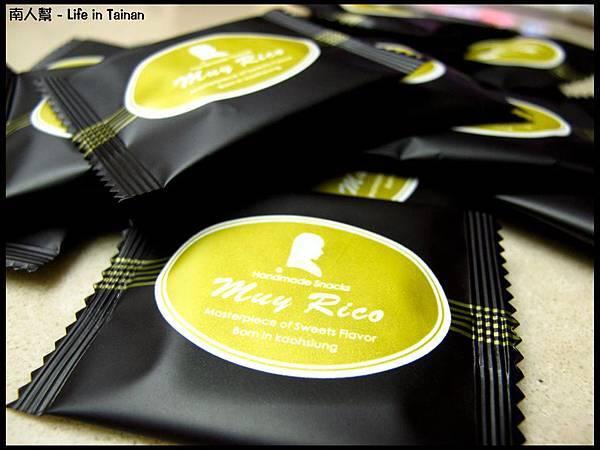 瑞菓食品手工坊(Muy Rico)-可可薄片鮮奶糖