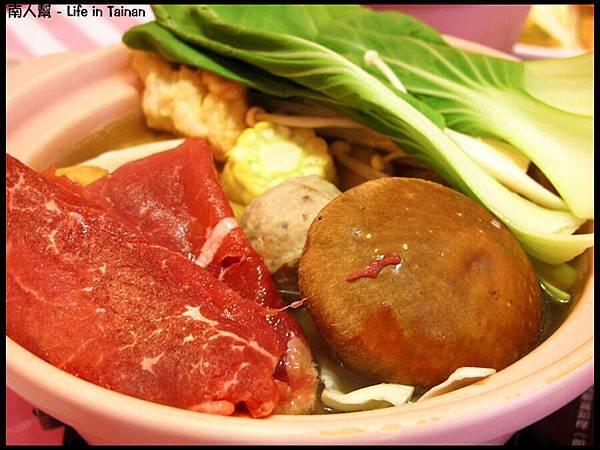 粉紅窩(左營店)-牛肉原味火鍋03