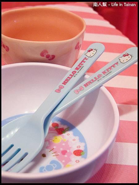 粉紅窩(左營店)-兒童餐具