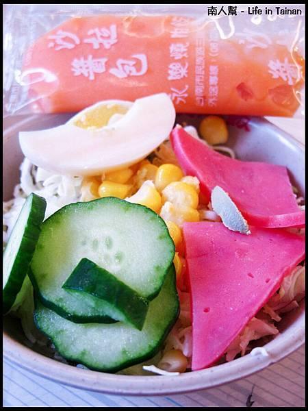 永樂燒肉飯-沙拉