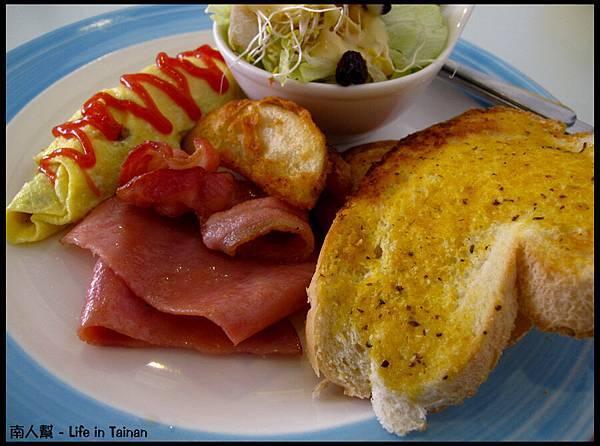 O2 BRUNCH歐圖早午餐廚房(員林大同店)-美式早餐