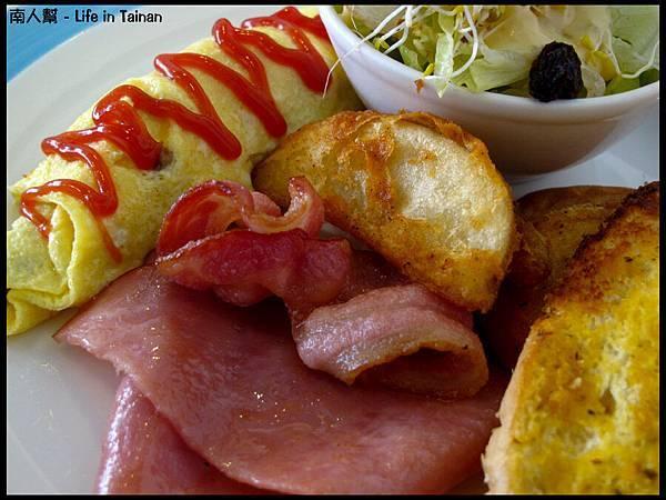 O2 BRUNCH歐圖早午餐廚房(員林大同店)-美式早餐02