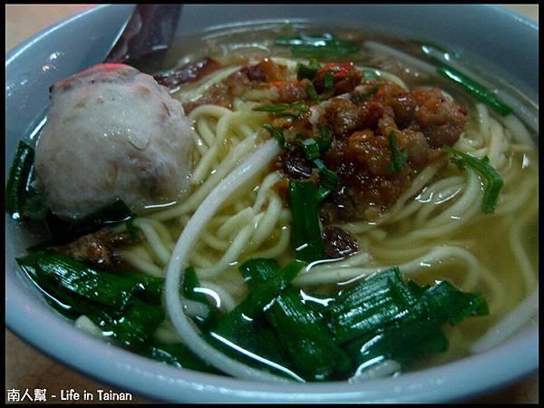 台南擔仔麵-湯麵