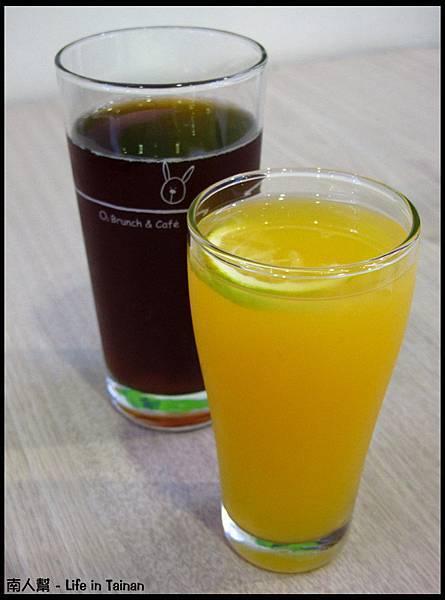歐圖咖啡廚房(台南新市店)-附餐飲料