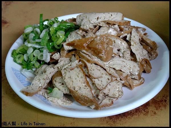 廖家牛肉麵-小菜豆干(20元份)
