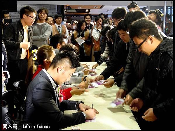 我愛幸運七雲林簽名記者會-7