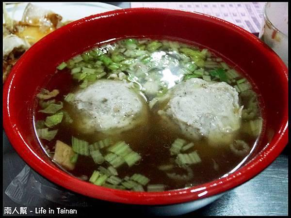 水里燕麵攤-自製手工丸仔湯