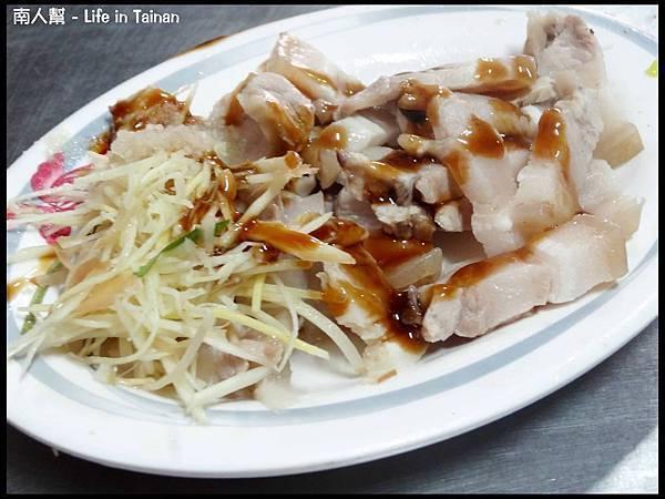 水里燕麵攤-薑絲肝連肉