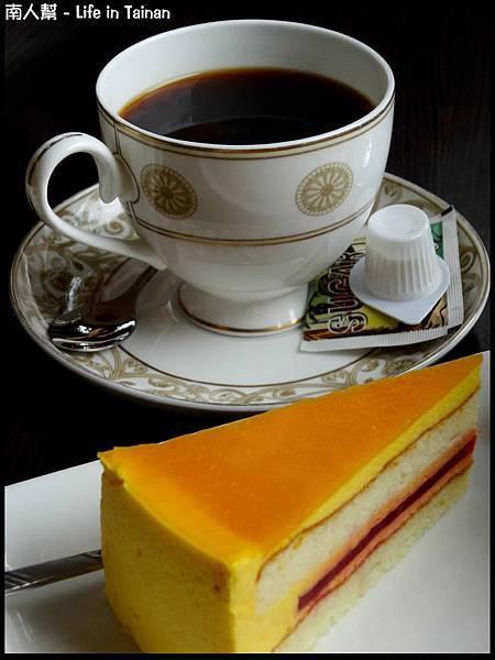 山妍穆夏莊園咖啡-瓜地馬拉安地瓜(200元附蛋糕)