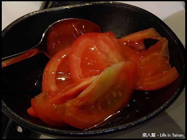 喜喜茶室-梅汁番茄