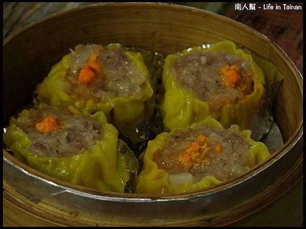 喜喜茶室-蟹黃燒賣