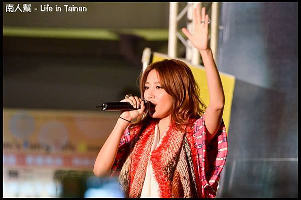 alin 幸福了然後呢 台南簽唱會-4