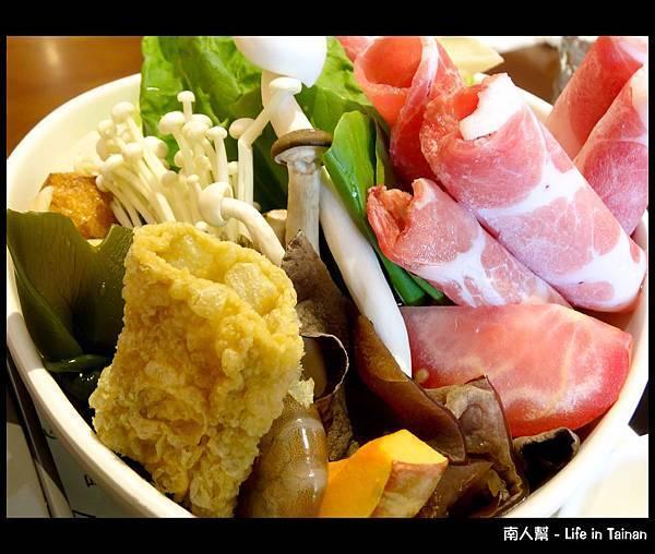 靓咖哩-梨香茶香鍋(350元份)
