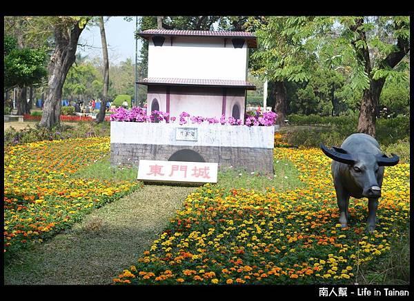 2013台南百花祭-東門城