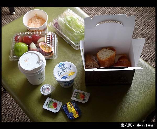 清新飯店-外帶早餐