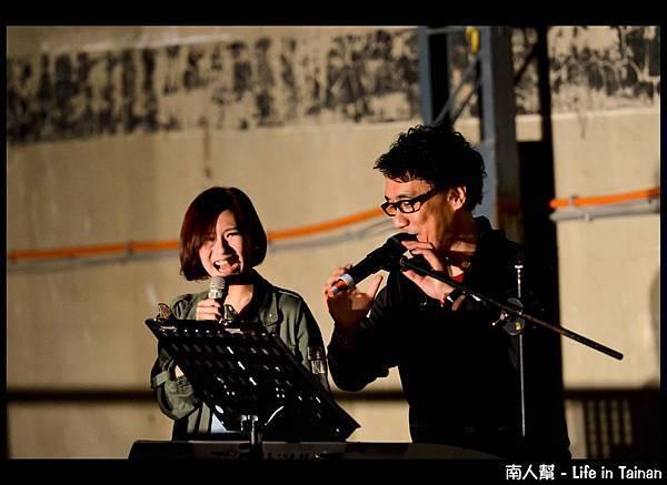 黃依琳在台客夜市(2013.02.28)-5