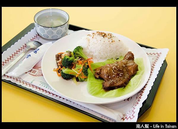 聚朋屋複合式餐廳-日式照燒雞腿餐02