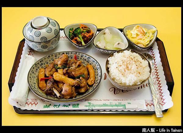 聚朋屋複合式餐廳-日式照燒雞腿餐07