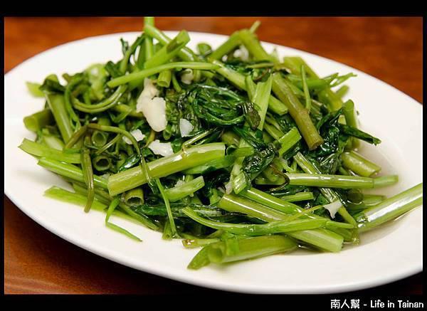 永發虱目魚專賣-炒青菜(30元)