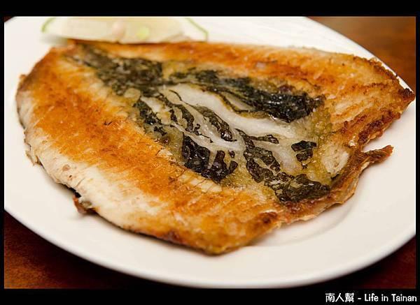 永發虱目魚專賣-煎魚肚(80元)