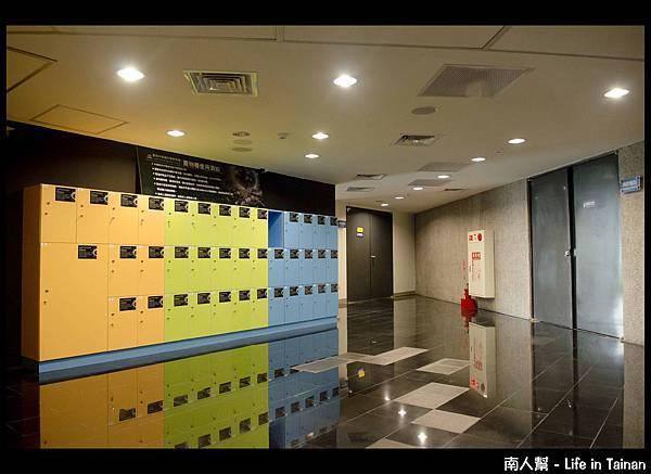 南瀛天文教育園區-星象館1樓03