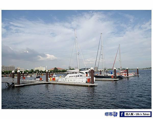 遊艇泊區碼頭(安平)-02