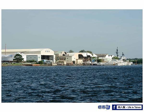 遊艇泊區碼頭(安平)-10