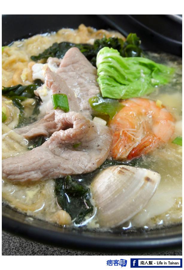 阿敏的店鍋燒麵.炒飯.古早味紅茶