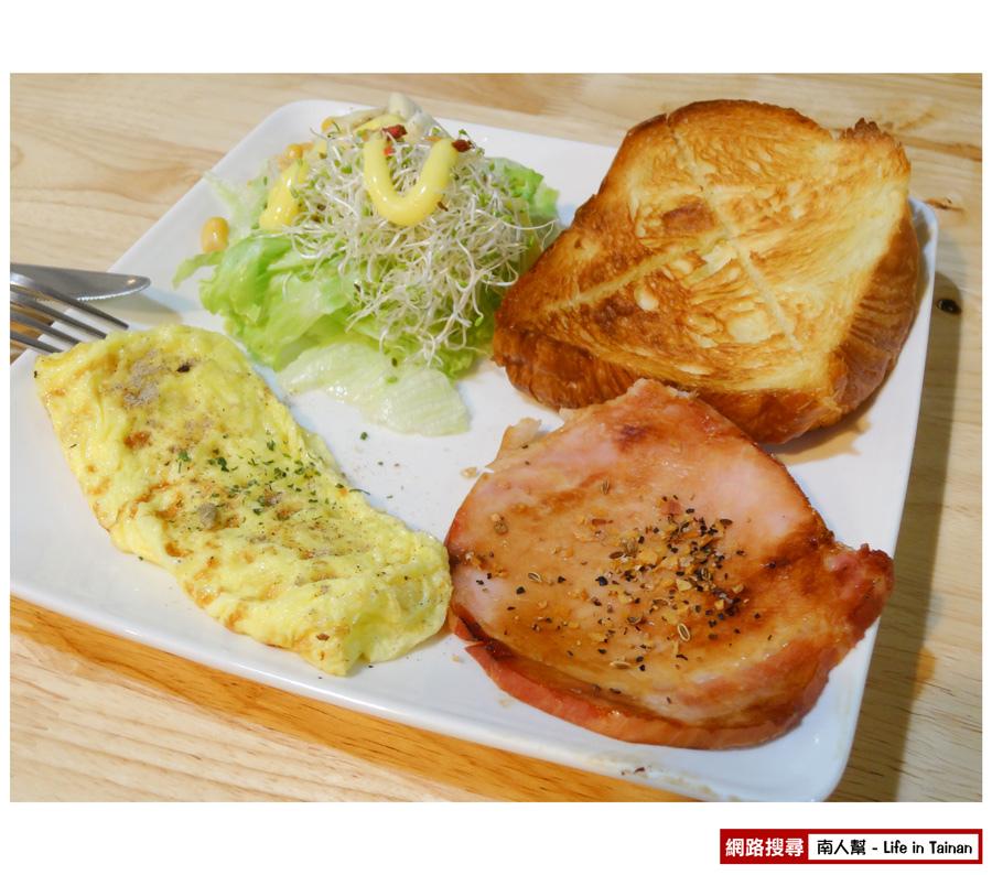 蒂兒咖啡館 DEAR+ cafe - 美式早餐.jpg